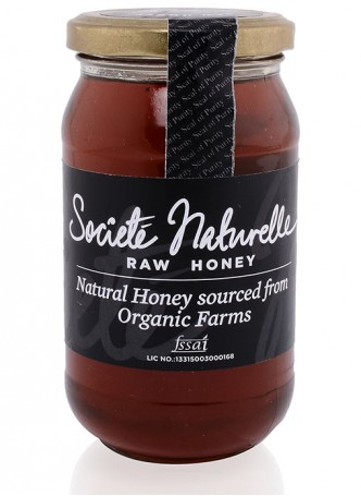 Societe Naturelle Raw Honey