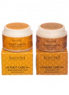 Sattvik Organics Feather Soft Hand And Foot Cream