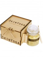SkinYoga Almond Orange Face Scrub