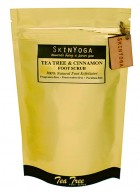 SkinYoga Tea Tree Cinnamon Foot Scrub 200gms