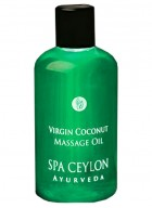 Spa Ceylon Virgin Coconut Oil - Massage Oil