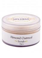 Splurge Almond Oatmeal Scrub