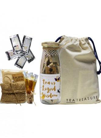 Tea Treasure  Oolong Tea Travel Kit