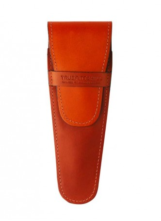 Truefitt And Hill Leather Razor Pouch - Brown