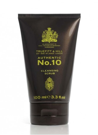 Truefitt And Hill Authentic No. 10 Cleansing Scrub