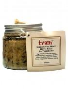Tvam Bath Salt - Green Tea and Mint