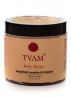 Tvam Body Butter-Grapefruit Jasmine and Almond