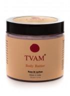 Tvam Body Butter-Rose Litchi