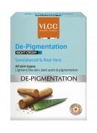 VLCC De-Pigmentation Night Cream