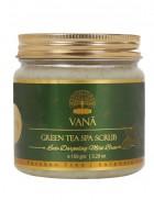 Vana Vidhi Darjeeling Green Tea SPA Scrub
