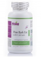 Zenith Nutritions Pine Bark Ext With Calcium
