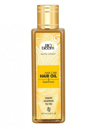 Bio Bloom Hair Oil - Dandruff Control