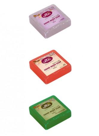 Bio Bloom Gift Box - Set of 3 Soaps
