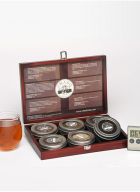 Chado Tea 6 Can Wooden Gift Box
