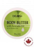 Delon Body Butter Avocado Oil