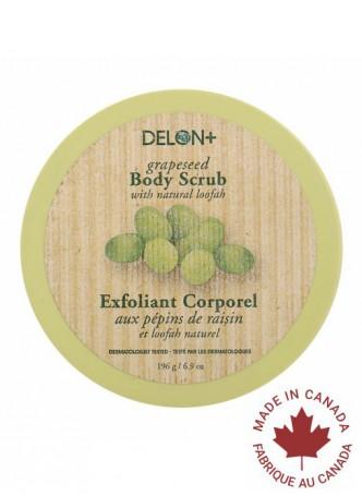Delon Body Scrub Grape Seed