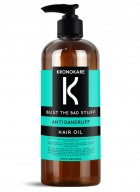 Kronokare Bust the Bad Stuff - Anti Dandruff Hair Oil - 500 ml