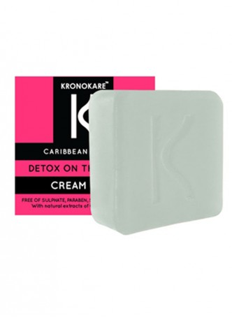 KRONOKARE DETOX ON THE ROCKS - CREAM SOAP (PACK OF 2)