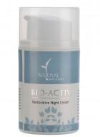 Natural Bath and Body Restorative Night Cream - Bio Active