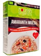 Nourish Organic Amaranth Muesli