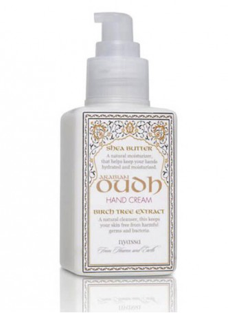 Nyassa Arabian Oudh HandCream (Pack of 2)