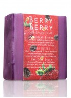 Nyassa Berry Berry Handmade Sugar Soap (Pack of 2)