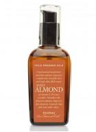 Nyassa Cold Pressed Sweet Almond Body Oil - 100 ml