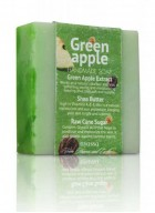 Nyassa Green Apple Handmade Sugar Soap (Pack of 2)