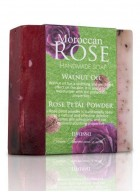 Nyassa Moroccan Rose Handmade Soap (Pack of 2)