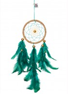 Dream Catcher by Rooh-Green and Jute (small)