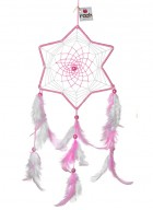 Dream Catcher by Rooh-Princess Pink and White (Medium)