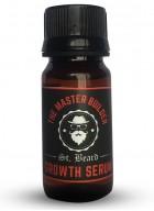 Saint Beard Beard Growth Oil - The Master Builder
