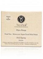 SeaSoul Dead Sea-Argan Facial Mud Mask-Anti Ageing