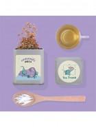 Tea Trunk Chamomile Flower Herb Tea