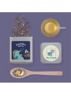 Tea Trunk Lavender White Tea