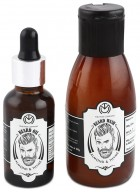 The Man Company Beard Combo - Almond and Thyme