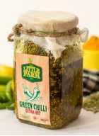The Little Farm Co Green Chilli Extra Hot