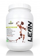 Unived LEAN Pea Protein Isolate Powder, Ghana Chocolate Flavour, 1.142 Kg