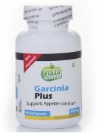 Vista Nutrition Garcinia Plus 500mg – 60 veg capsules