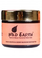 Wild Earth Peach Grapes Cherry Body Butter