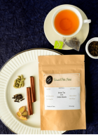 Woods and Petals Green Tea with Indian Masala (Pack of 2)