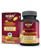 Wow Garcinia And Raspberry Combo 60 Percent Hca - 800 Mg