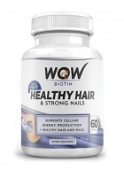 Wow Biotin Healthy Hair And Strong Nails
