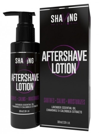 Shaving Station by WOW - Aftershave Lotion -100ml (Pack of 2)