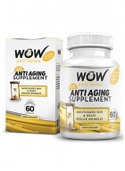 Wow Anti Aging Supplement - 60 Capsules