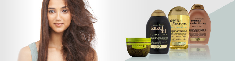 Controlling Frizzy Hair