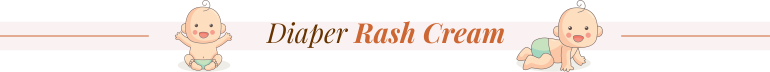 Best Baby rash creams