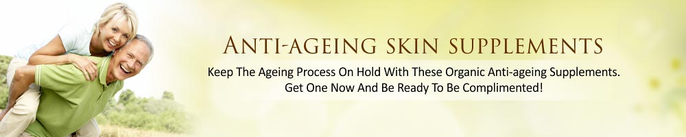 Anti-ageing-skin-supplements