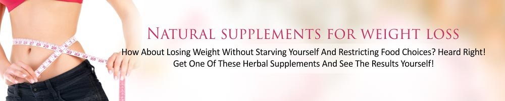 Natural-supplements-for-weight-loss