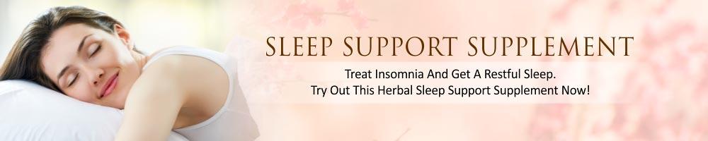 SLEEP-SUPPORT-SUPPLEMENT